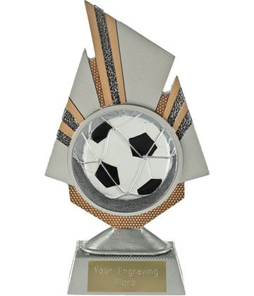 "Shard Football Trophy 19.5cm (7.75"")"