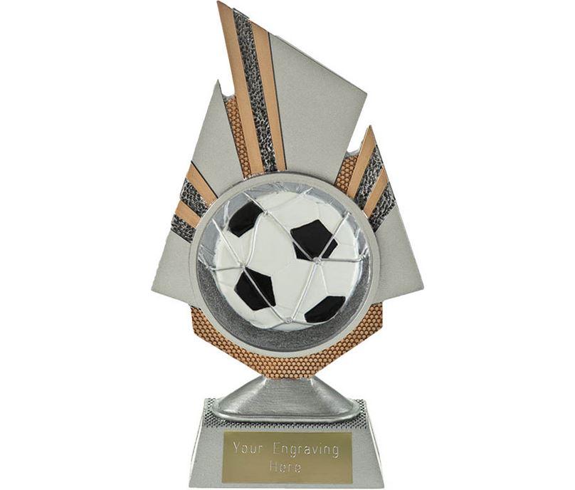 """Shard Football Trophy 19.5cm (7.75"""")"""