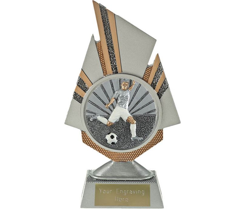 """Shard Footballer Trophy 19.5cm (7.75"""")"""