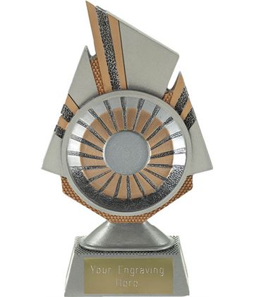 "Shard 25mm Centre Trophy 17.5cm (6.75"")"