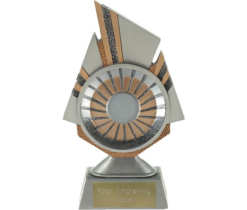 """Shard 25mm Centre Trophy 17.5cm (6.75"""")"""