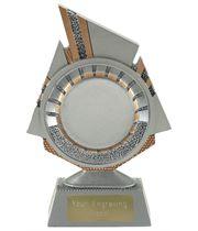 """Shard 50mm Centre Trophy 15cm (6"""")"""