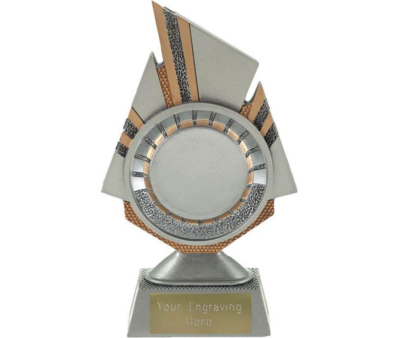 """Shard 50mm Centre Trophy 17.5cm (6.75"""")"""
