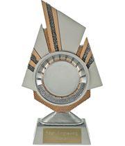"""Shard 50mm Centre Trophy 19.5cm (7.75"""")"""