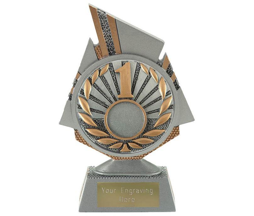 """Shard 1st Place Trophy 15cm (6"""")"""