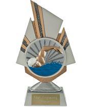"Shard Swimmer Trophy 19.5cm (7.75"")"