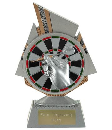 "Shard Darts Trophy 15cm (6"")"