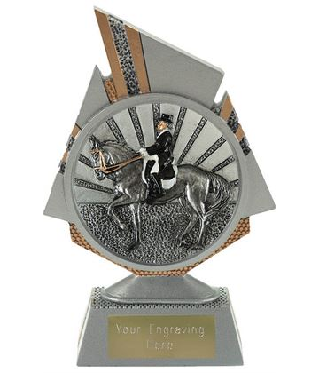 "Shard Dressage Trophy 15cm (6"")"