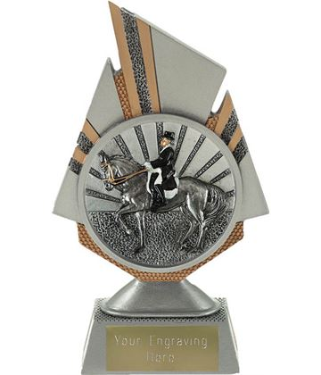 "Shard Dressage Trophy 17.5cm (6.75"")"