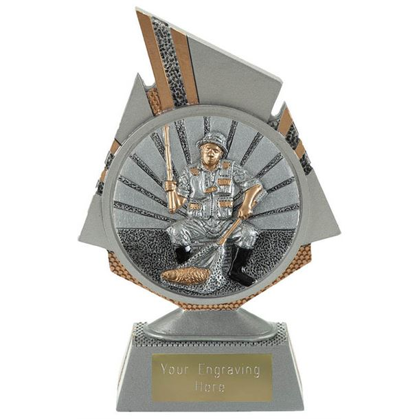 "Shard Fishing Trophy 15cm (6"")"