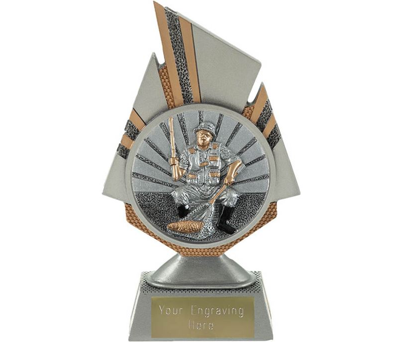 "Shard Fishing Trophy 17.5cm (6.75"")"