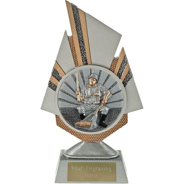 "Shard Fishing Trophy 19.5cm (7.75"")"