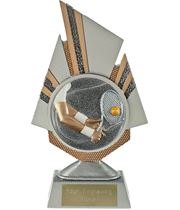 "Shard Tennis Trophy 19.5cm (7.75"")"
