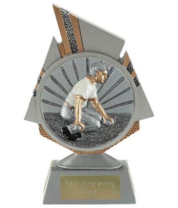"Shard Bowls Trophy 15cm (6"")"