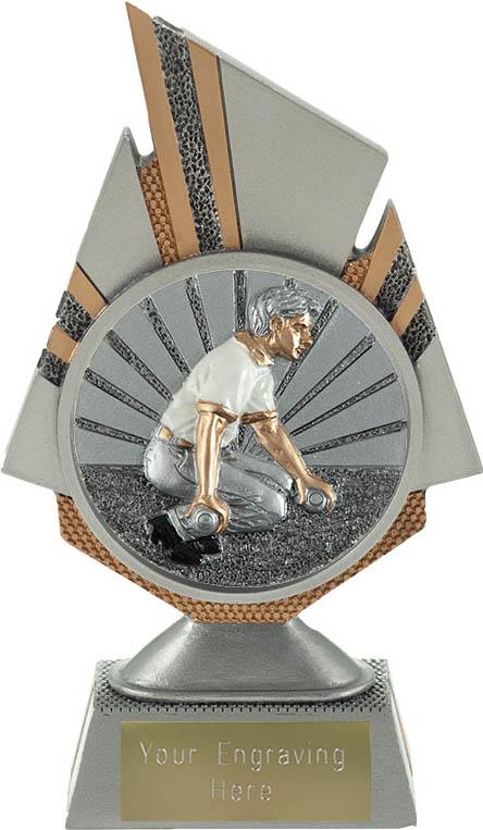 "Shard Bowls Trophy 17.5cm (6.75"")"