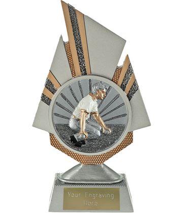 "Shard Bowls Trophy 19.5cm (7.75"")"