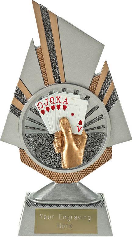 """Shard Cards Trophy 19.5cm (7.75"""")"""