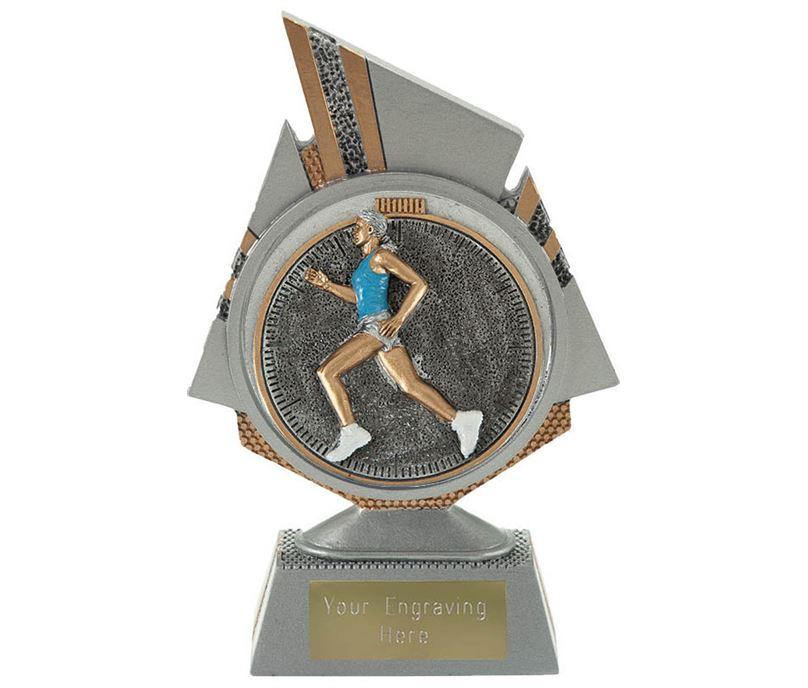 "Shard Female Running Trophy 15cm (6"")"