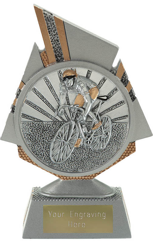 "Shard Cycling Trophy 15cm (6"")"