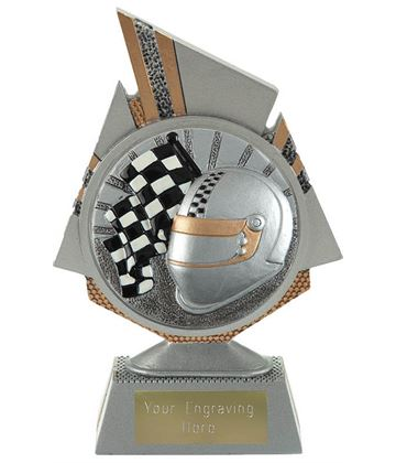 "Shard Motorsport Trophy 15cm (6"")"