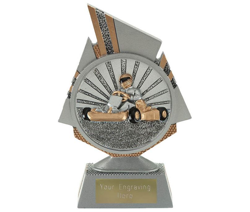 """Shard Go Karting Trophy 15cm (6"""")"""