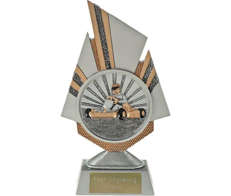 """Shard Go Karting Trophy 19.5cm (7.75"""")"""