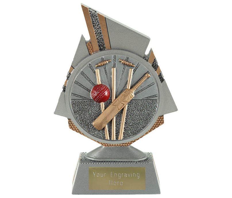 "Shard Cricket Trophy 15cm (6"")"