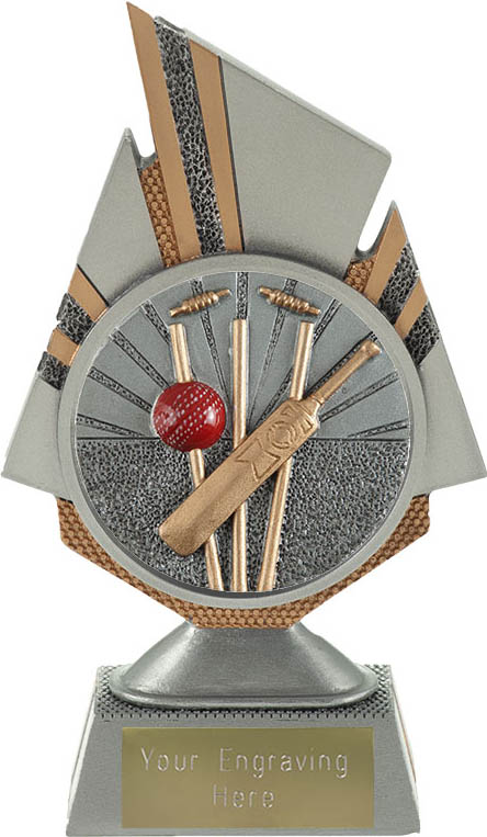 "Shard Cricket Trophy 17.5cm (6.75"")"