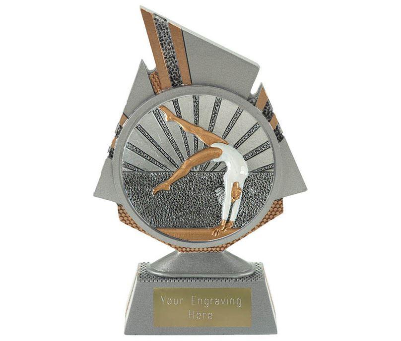 """Shard Female Gymnastics Trophy 15cm (6"""")"""