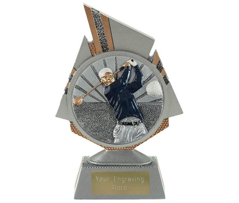 """Shard Golf Trophy 15cm (6"""")"""