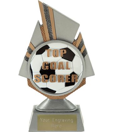 "Shard Top Goal Scorer Trophy 17.5cm (6.75"")"