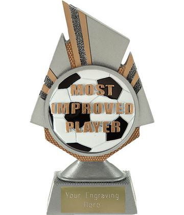 "Shard Most Improved Player Trophy 17.5cm (6.75"")"