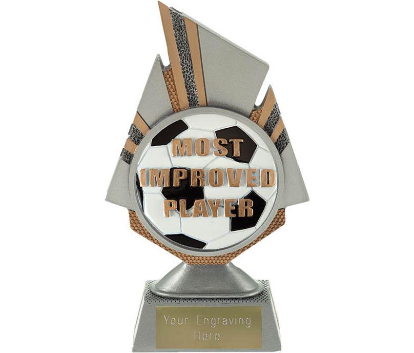 "Shard Most Improved Player Trophy 17.5cm (6.75"")"