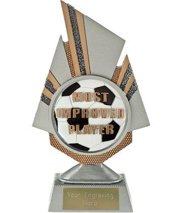 "Shard Most Improved Player Trophy 19.5cm (7.75"")"