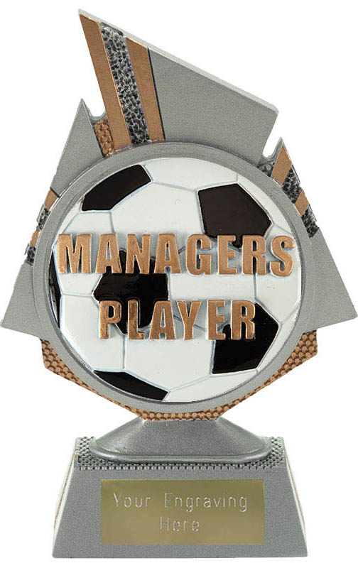 "Shard Managers Player Trophy 15cm (6"")"