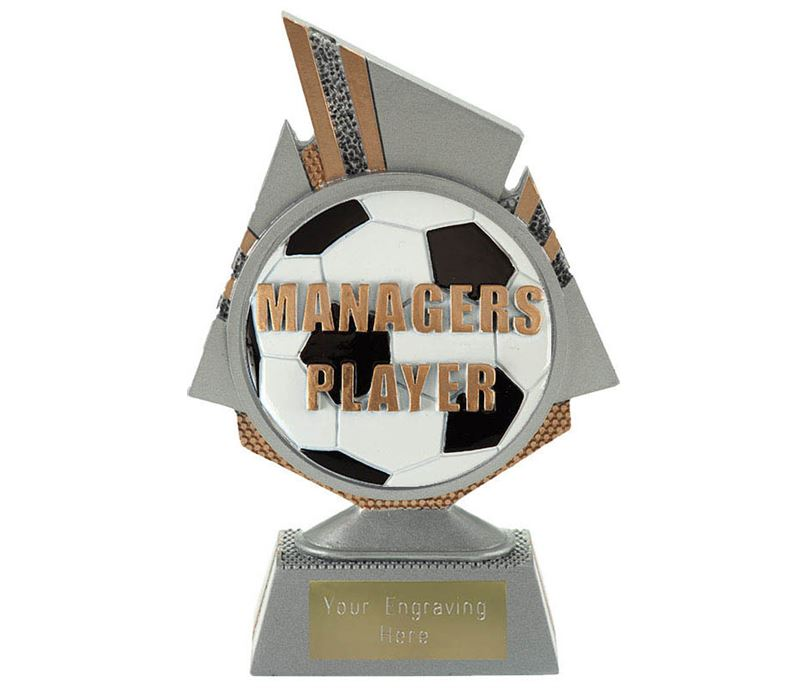 """Shard Managers Player Trophy 15cm (6"""")"""
