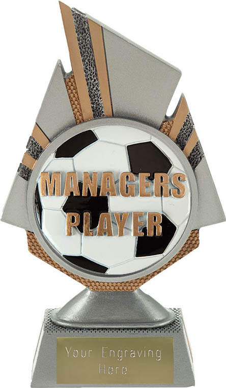 "Shard Managers Player Trophy 17.5cm (6.75"")"
