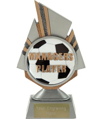 """Shard Managers Player Trophy 17.5cm (6.75"""")"""