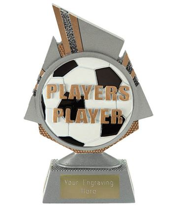 "Shard Players Player Trophy 15cm (6"")"