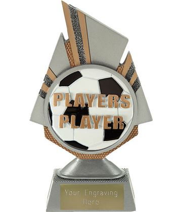 "Shard Players Player Trophy 17.5cm (6.75"")"