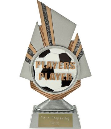"Shard Players Player Trophy 19.5cm (7.75"")"