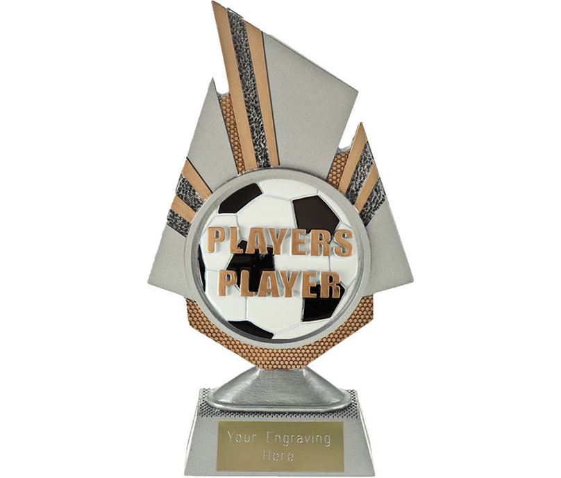 """Shard Players Player Trophy 19.5cm (7.75"""")"""