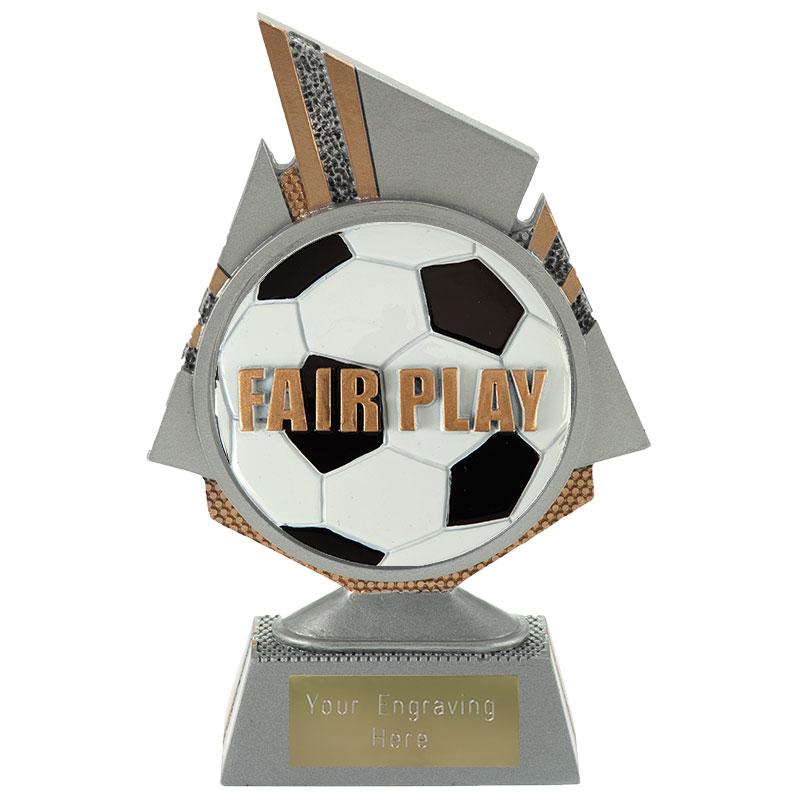 "Shard Fair Play Trophy 15cm (6"")"