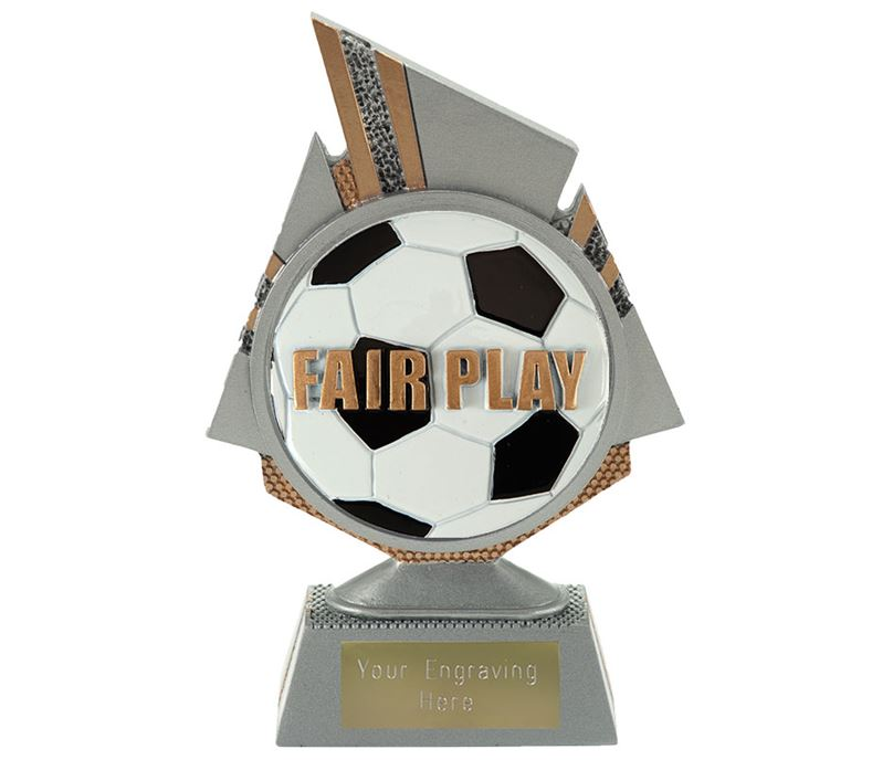 "Shard Fair Play Trophy 15cm (6"")"