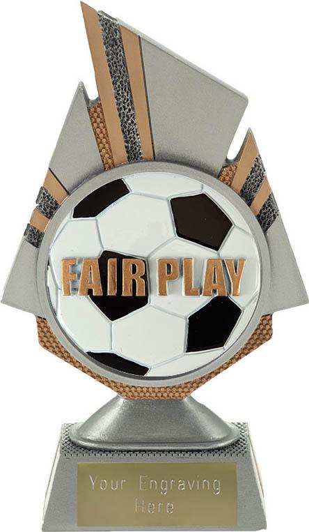 "Shard Fair Play Trophy 17.5cm (6.75"")"