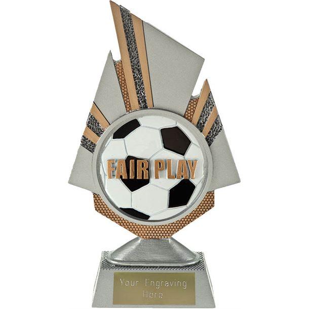 "Shard Fair Play Trophy 19.5cm (7.75"")"