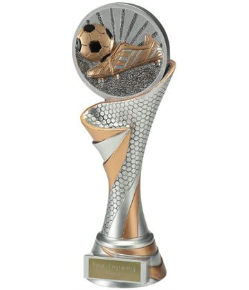 """Reach Boot and Ball Trophy 22.5cm (8.75"""")"""