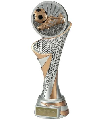 """Reach Boot and Ball Trophy 24.5cm (9.5"""")"""