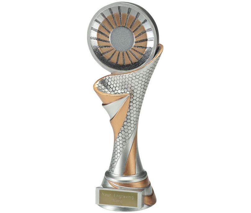 """Reach 25mm Centre Trophy 22.5cm (8.75"""")"""