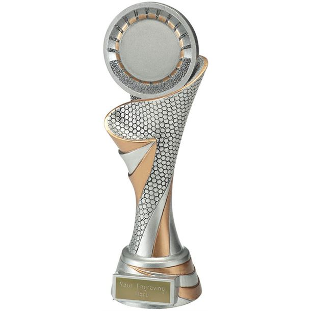 """Reach 50mm Centre Trophy 24.5cm (9.5"""")"""